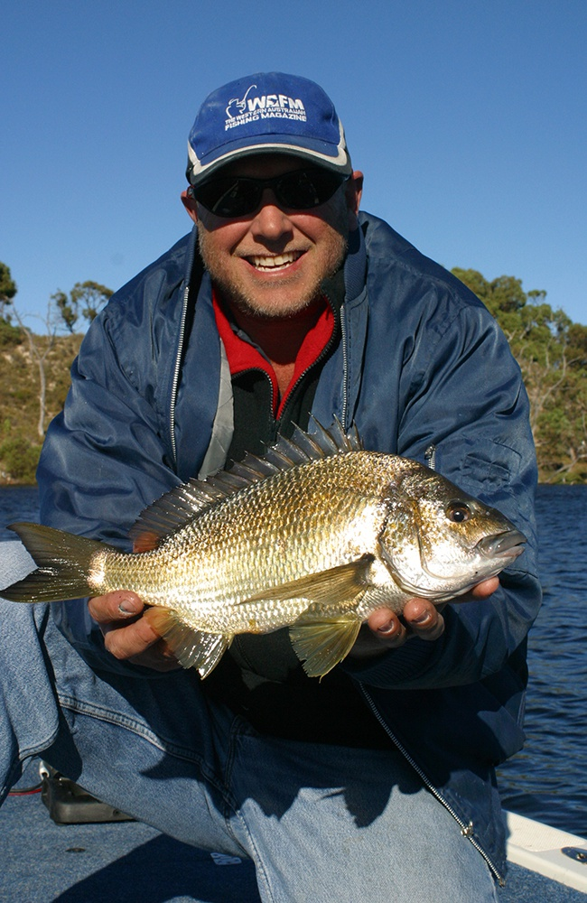 Moore River bream