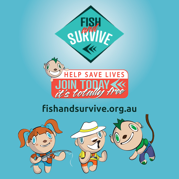 Fish and Survive. Help Save Lives. Join Today. It's Totally Free. fishandsurvive.org.au