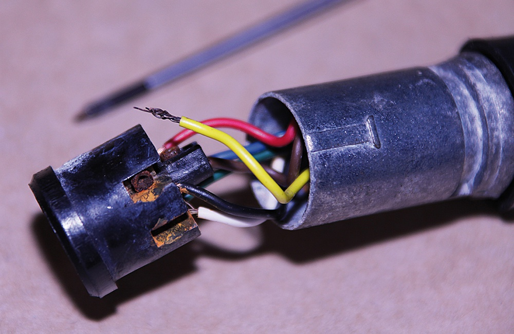 Dodgy wiring pic