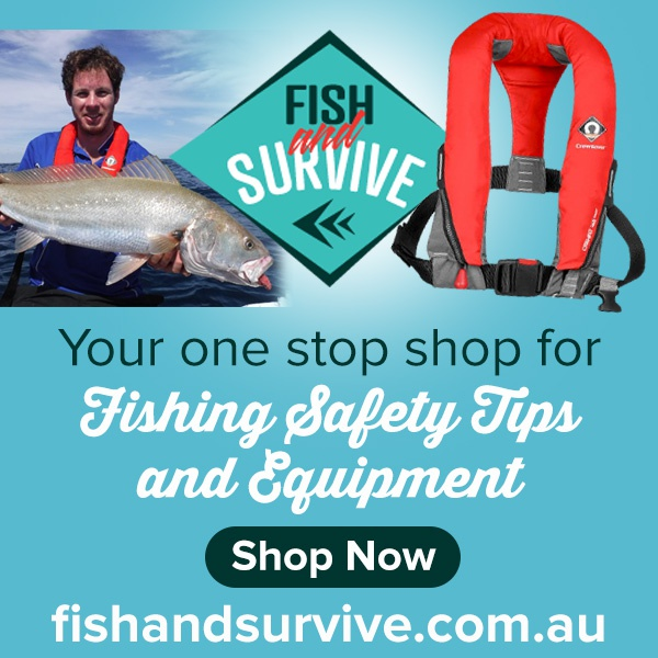 Fish and Survive. Help Save Lives. Join Today. It's Totally Free. fishandsurvive.com.au