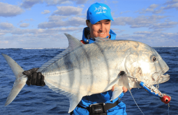 Exmouth trevally