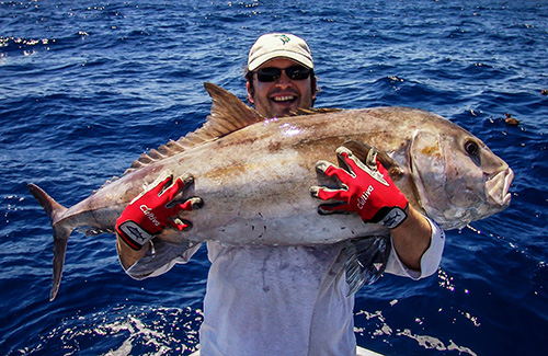 How to catch samson fish Western Australia