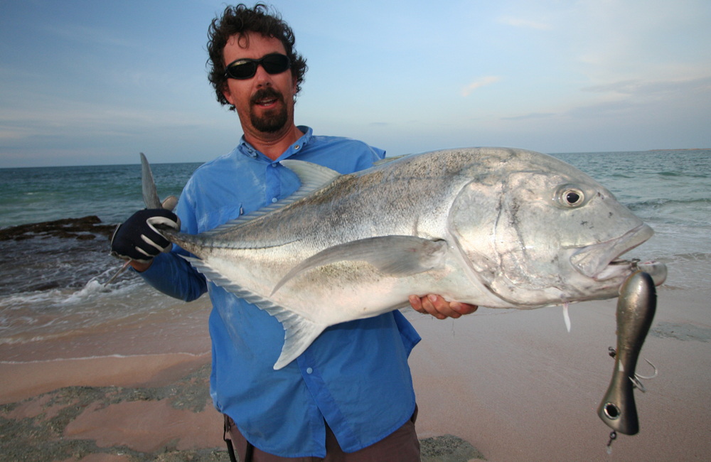 Giant Trevally Fish | Giant Trevally Ilovefishing