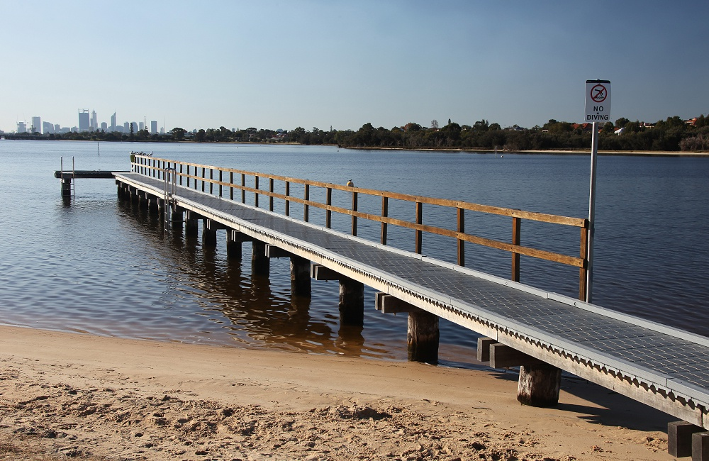 Deepwater Point Jetty