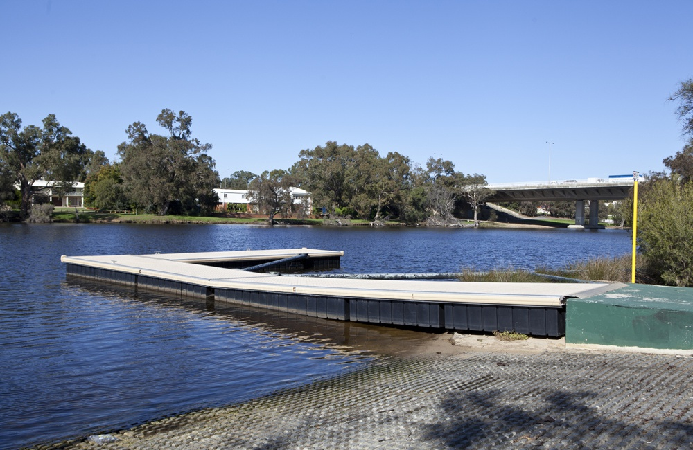 Claughton Reserve Boat Ramp and Jetty
