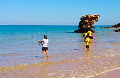 Broome Roebuck Bay