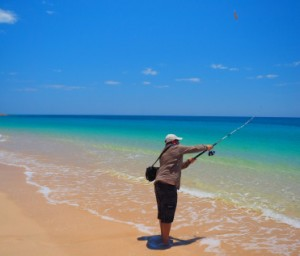 Beach Fishing Western Australia