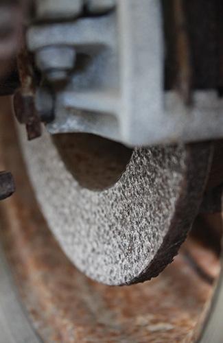 Trailer brake rotor 2
