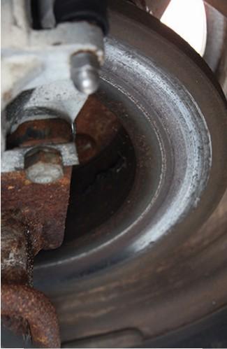 Trailer brake rotor