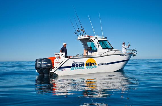 Kalbarri Murchison Boat Hire
