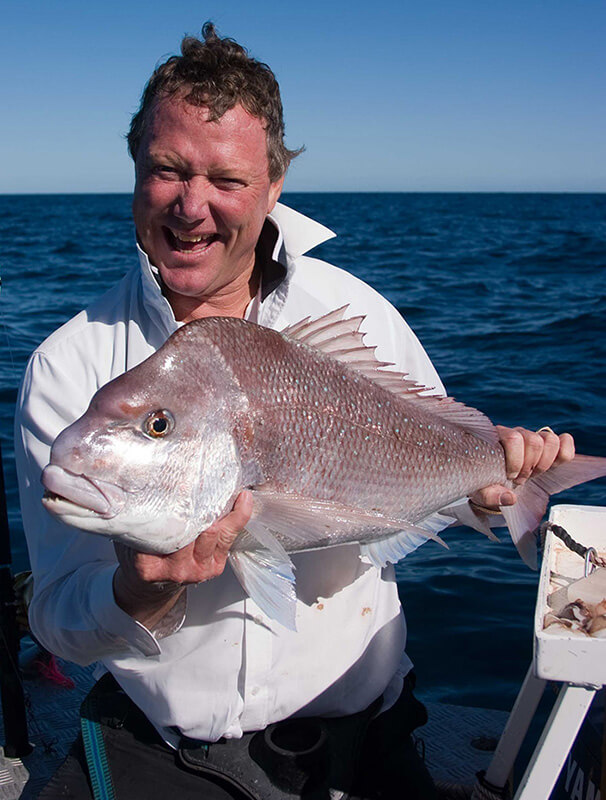 Abrolhos Islands pink snapper
