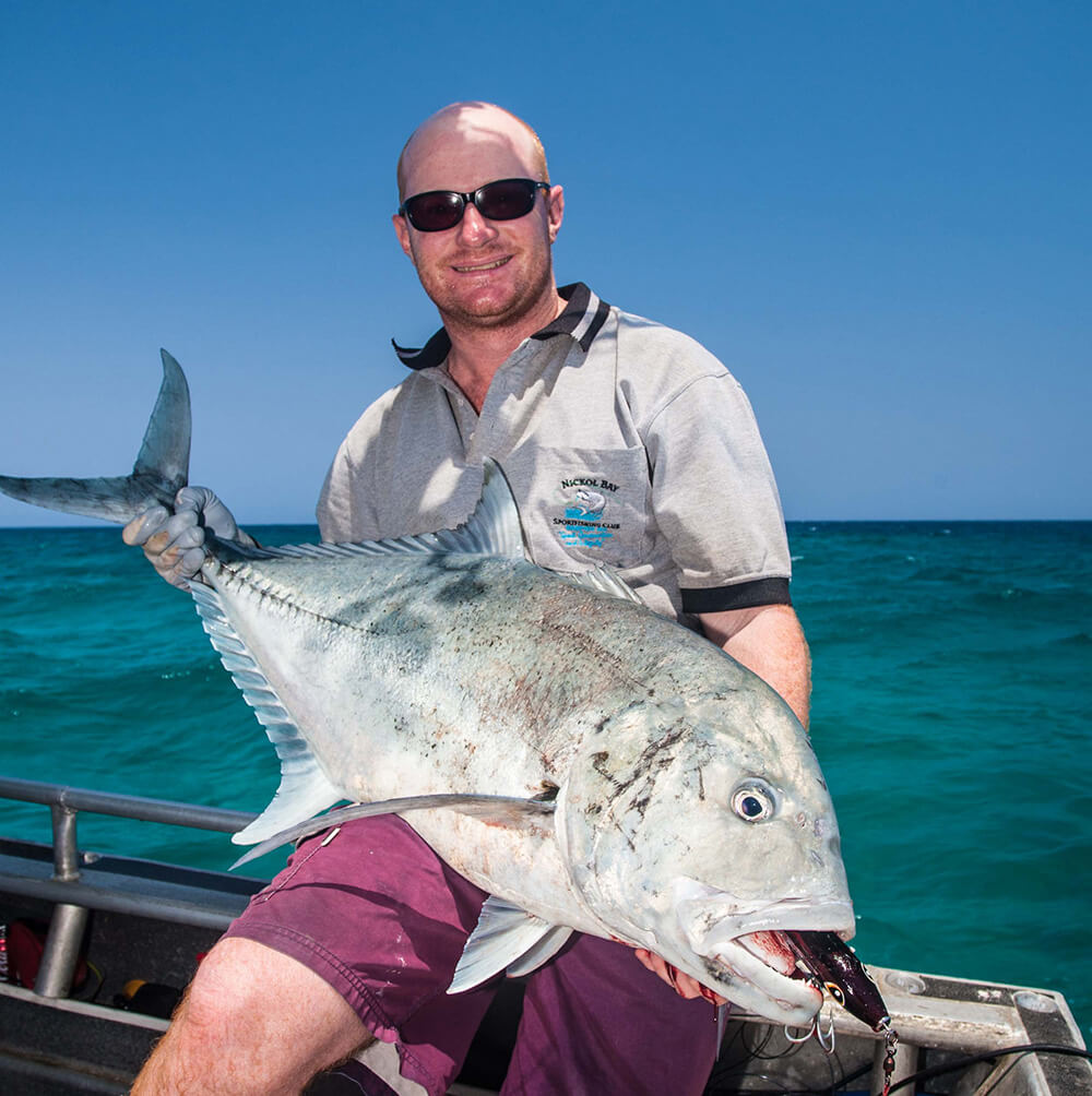 Rowley Shoals trevally