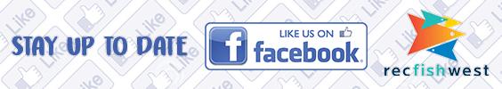 Recfishwest Facebook banner ad