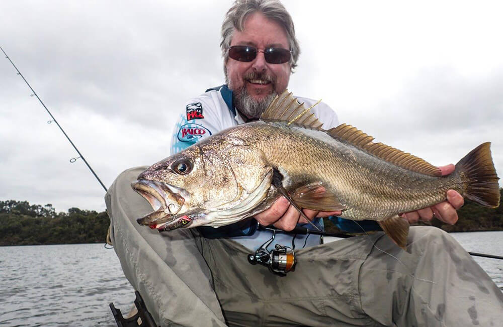 South Coast Yak mulloway