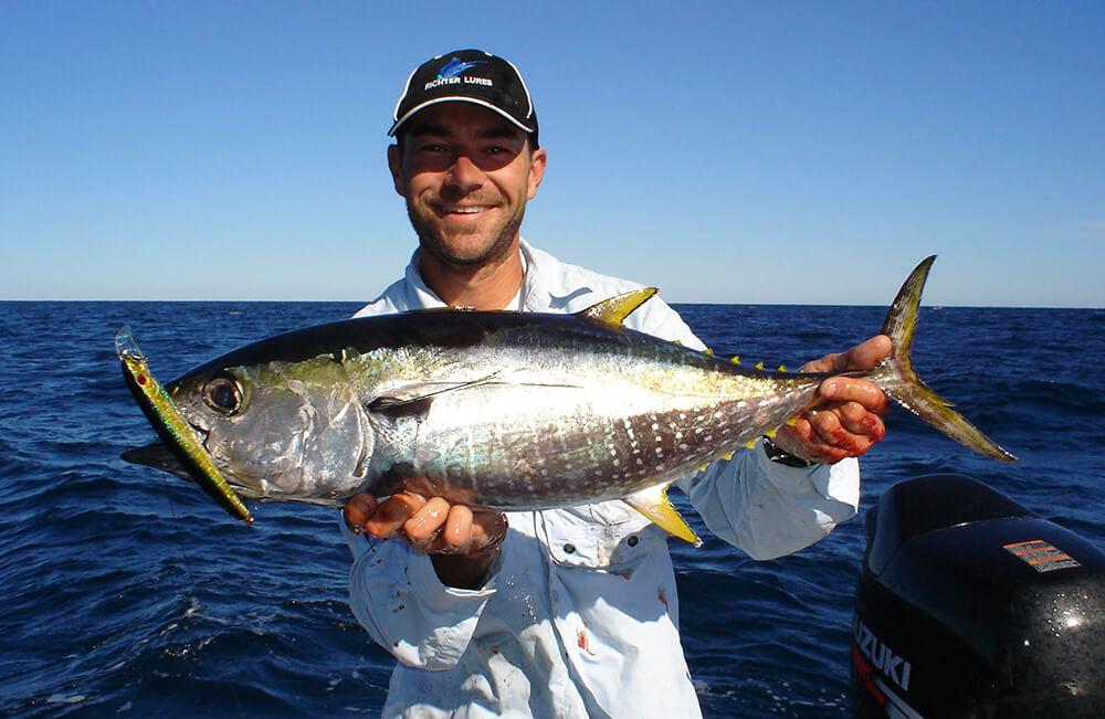 Yellowfin tuna perth