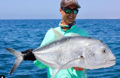 Broome giant trevally