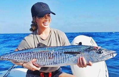 Exmouth Spanish mackerel